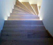 broušení schodů 2