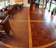 Údržba dřevěných podlah olejovaných