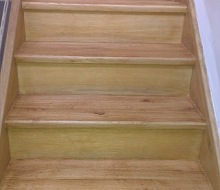 renovace dřevěných schodů Praha