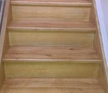 broušení schodů 1