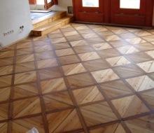 Údržba dřevěných podlah lakovaných 1