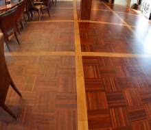 Voskování podlah 3