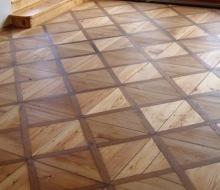 Údržba dřevěných podlah