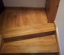 broušení schodů