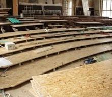 renovace dřevěných schodů Praha 1