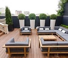 Renovace dřevěných teras 1