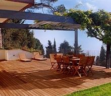 Renovace dřevěných teras 2