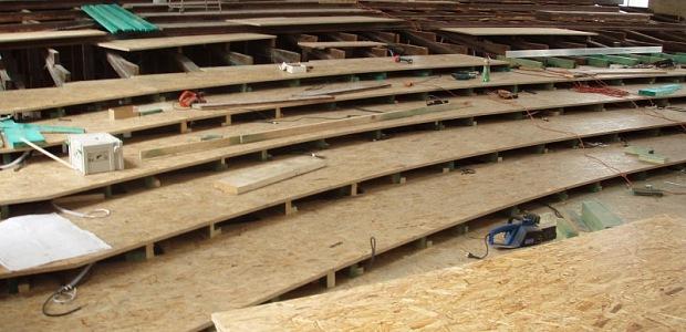renovace schodů - REKONSTRUKCE SCHODŮ