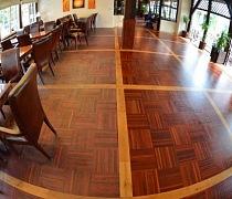 Renovace dřevěných podlah - čištění podlah