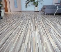 Údržba vinylové podlahy