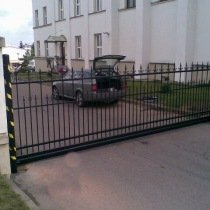 Vjezdové brány 2