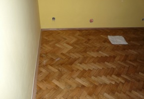 renovace podlahy - po kompletní renovaci