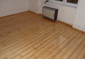 renovace podlahy Na Maninách - po