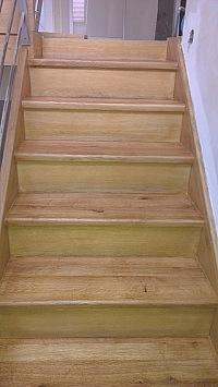 Renovace schodů 3