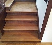Renovace schodů 1