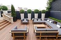 Údržba dřevěných teras 1