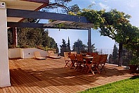 Údržba dřevěných teras 2
