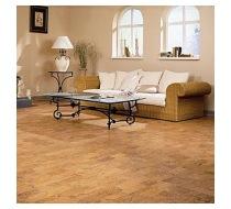Broušení korkových podlah 1