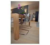 Lepení dřevěné podlahy 4
