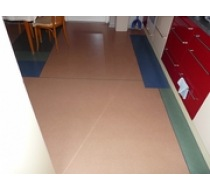 Lepení PVC podlahy 8