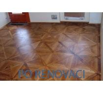 Renovace prkenné podlahy 4