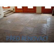 Renovace prkenné podlahy 3