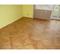 Renovace prkenných podlah
