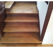 Renovace schodů z teraca 3