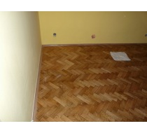 Renovace staré dřevěné podlahy 2