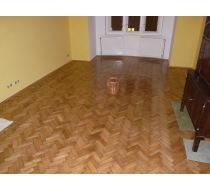 Renovace staré dřevěné podlahy 4
