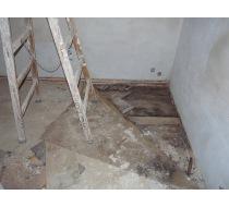 Renovace staré dřevěné podlahy 5