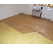 Renovace staré dřevěné podlahy 7