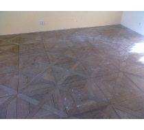 Renovace staré dřevěné podlahy 9